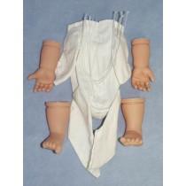 """Num Num Body Pack - Painted Translucent - 22"""" Doll"""