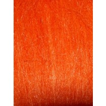 Orange Fun Fur 1 Yd