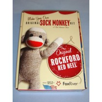 Original Sock Monkey Kit