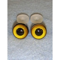 Owl Eye - 12mm Yellow Pkg_6