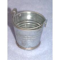 Pail - Galvanized Tinware - 2 1_4