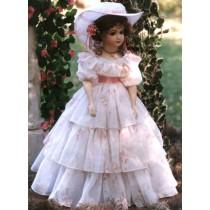 "Pattern-Southern Belle Dress 16-17"""