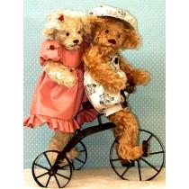 Pattern - Arthur & Edie Bears