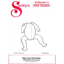 Pattern - Baby Anne Body 20