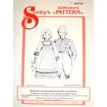 "Pattern - Cloth Body & Costume - 26"" Doll"