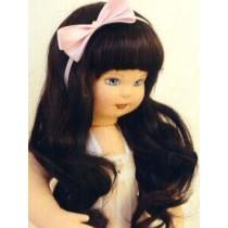 "Pattern - Corrine - 19"" Felt Doll"