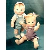 Pattern - Dean & Deanna - Twins