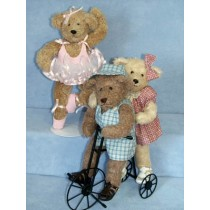 Pattern - Georgie Bear - 13""