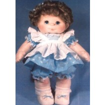 "Pattern - Meredith - 16"" Doll"