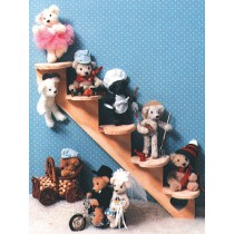 Pattern - Miniature Bears - 4