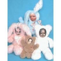Pattern - Personality Bear_Bunny