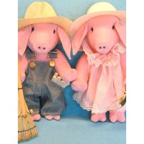Pattern - Polly & Peter Pig