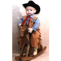 Pattern - Ride 'em Cowboy