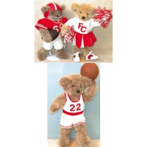 """Pattern - Sports Clothes for 21""""Bear"""