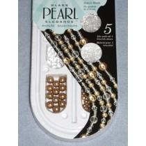 Pearl Elegence Bead Kits - Gold
