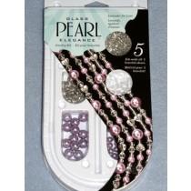 Pearl Elegence Bead Kits - Lavender