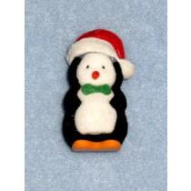 """Penguin - 1 1_2"""" Flocked"""