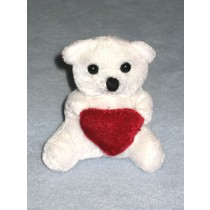Plush Bear w_Heart