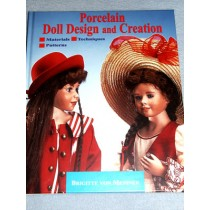Porcelain Doll Design & Creation Book