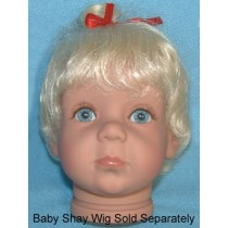 Pouty Head - Blue Eyes