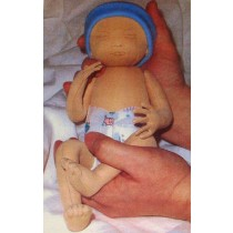 Preemie Baby Cloth Doll Pattern