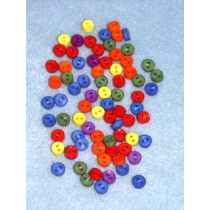 Primary Color Tiny Buttons