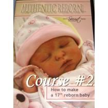 "Reborn a 17"" Preemie Baby DVD"