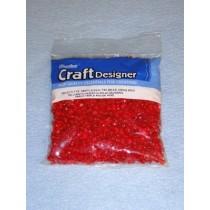 Red Tri-Beads 480 pcs