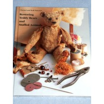 Restoring Teddy Bears & Stuffed Animals Book