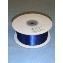 "Ribbon - 1 1_2"" Navy Blue"