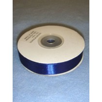 "Ribbon - 5_8"" Navy Blue"