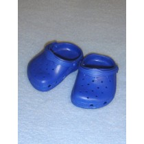 "Royal Blue 3"" Walk-A-Lot Shoes"