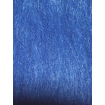 Royal Blue Fun Fur - 1 Yd
