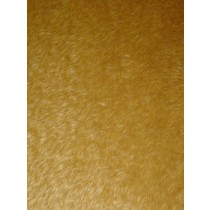 S-Finish Sparse Density Mohair - Honey Tan