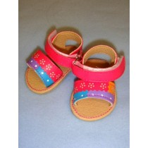 "Sandal - Paradise - 2 3_4"" Multi-Color"