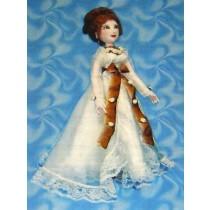 Savannah Cloth Doll Pattern