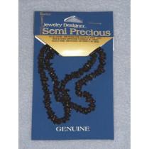"Semi-Precious Chips - Garnet - 16"" Strand"