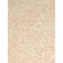 |Shaggy Plush Felt - Cream 1 Yd