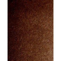 |Shaggy Plush Felt - Walnut 1Yd