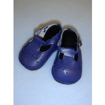 "Shoe - Baby Mary Jane - 2 7_8"" Navy Blue"