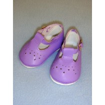 "Shoe - Baby Mary Jane - 2 7_8"" Purple"