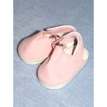 """Shoe - Comfy Casual - 2 5_8"""" Soft Pink"""