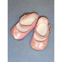 "Shoe - Elegant Mary Jane - 2 3_4"" Pink"