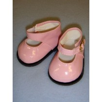 "Shoe - Mary Jane - 3"" Pink Patent"