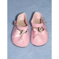 """Shoe - Molly - 2 7_8"""" Pink"""
