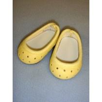 "Shoe - Super Star Slip-On - 2 3_4"" Yellow"