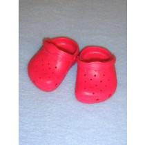 "Shoe - Walk-A-Lot - 3"" Dark Pink"