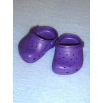 """Shoe - Walk-A-Lot - 3"""" Dark Purple"""