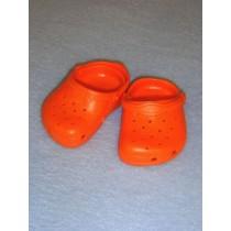 "Shoe - Walk-A-Lot - 3"" Orange"