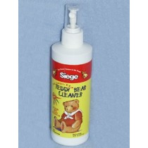 Siege Teddy Bear Cleaner - 12oz Spray Bottle
